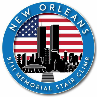 New Orleans 9/11 Memorial Stair Climb